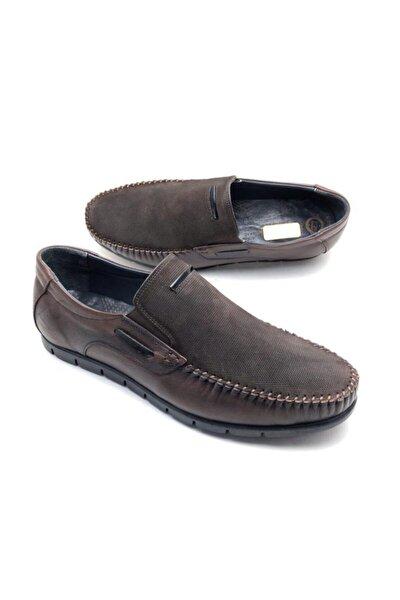 Büyük Numara Deri Ortopedik Ayakkabı