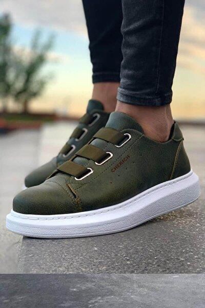 Bt Erkek Ayakkabı Haki Ch253