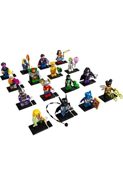 Minifigures 71026 Dc Super Heroes Series: Gizemli Paket