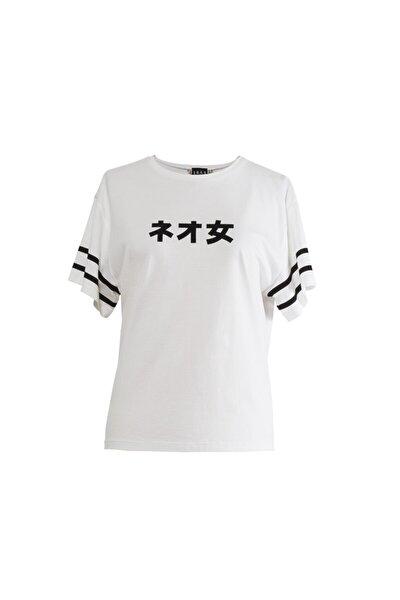 Kadın Neo-woman Tshirt