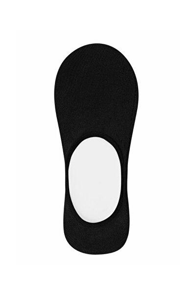 Kadın Siyah Cotton Comfort Çorap