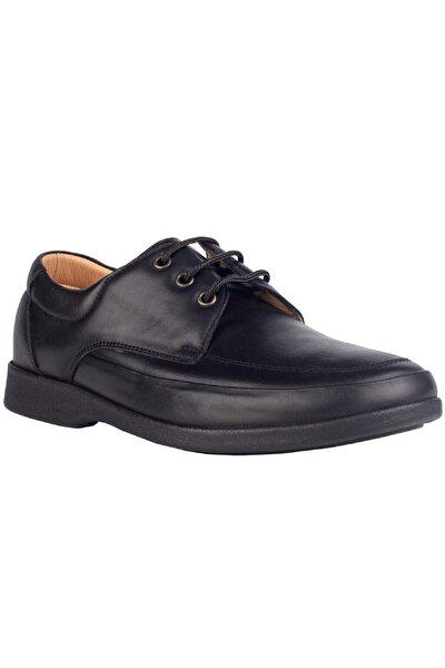 504 Ortopedik Geniş Kalıp Erkek Yürüyüş Ve Konfor Ayakkabısı 504sh