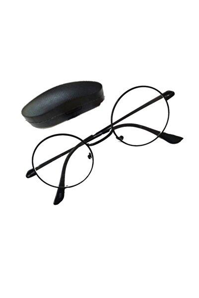 Yuvarlak Model Gözlük - Harry Potter Gözlüğü