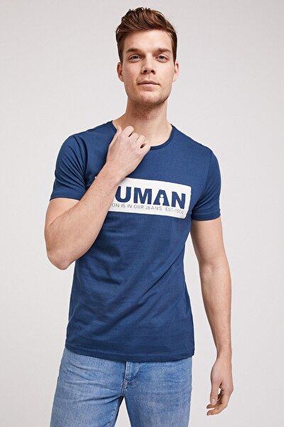 Erkek Human O Yaka T-Shırt 202 LCM 242031