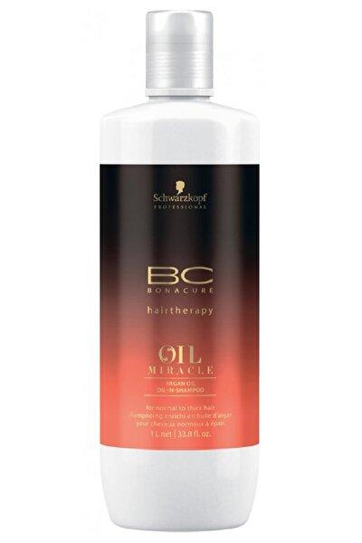 Argan Yağı Şampuan - Miracle Argan Oil 1000 ml 4045787347319
