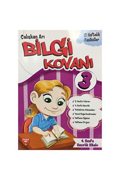 3. Sınıf Bilgi Kovanı Tatil Kitabı