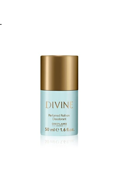 Divine Parfümlü Roll-on Deodorant