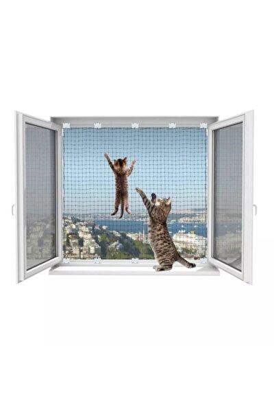 Evcil Hayvan(KEDİ, KÖPEK)pets Pencere Güvenlik Koruma Sistemi (80CMX140CM)