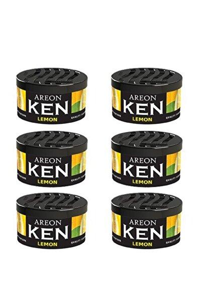 Ken Lemon 6 Adet Oto Kokusu