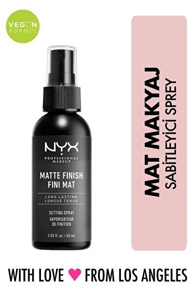 Mat Görünüm Veren Makyaj Sabitleyici Sprey - Makeup Setting Spray Matte 79 g 800897813710
