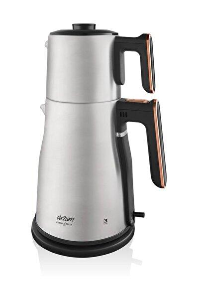 AR3059 Harman Delux Çay Makinesi - Bakır