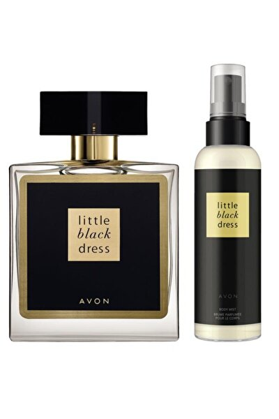 Little Black Dress Kadın Parfüm Edp 50 ml. Little Black Dress Vücut Spreyi 100 ml.  5050000010993