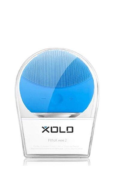 Mavi Şarj Edilebilir Silikon Yüz Temizleme Cihazı ve Masaj Aleti - 8816581011692