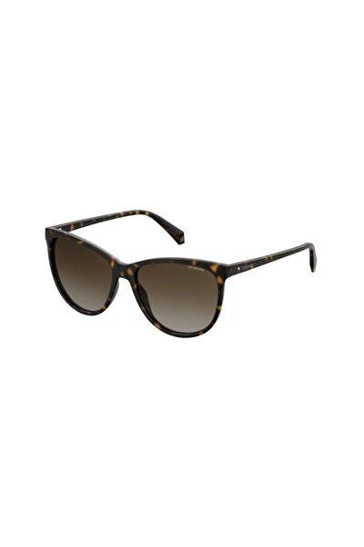 Unisex Oval Güneş Gözlüğü PLD 4066/S 086 LA