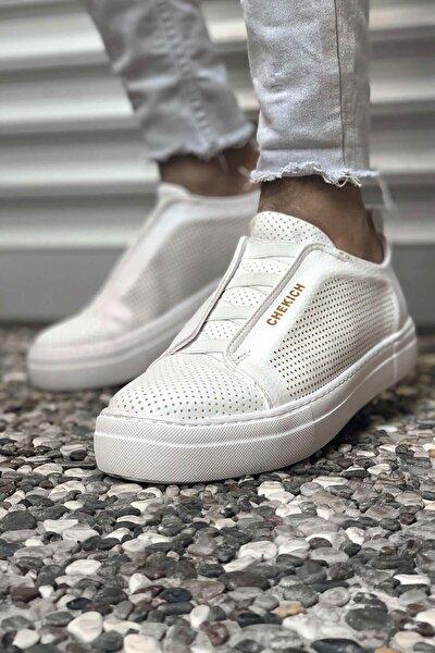 Ch011 Bt Erkek Ayakkabı Beyaz