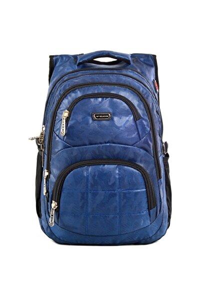 SY 50156 Lacivert Günlük Seyahat Okul Sırt Çantası