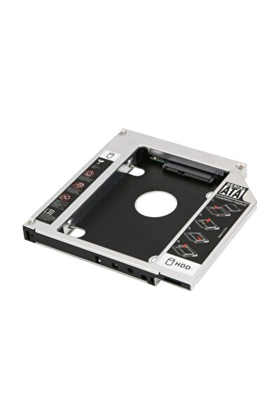 Al-4717 12.7mm Sata Hdd Harddisk Caddy Kızak Kutu Laptop Ssd Notebook Ikinci Hdd Takma