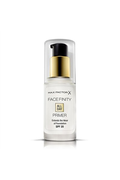 Makyaj Bazı - FaceFinity All Day Makeup Primer Spf 20 30 ml 4084500110427