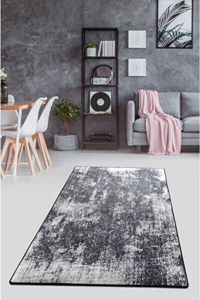 Stain Siyah Djt   Dekoratif Modern Halılar