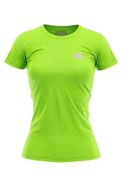 Kadın Yeşil  Tshrt