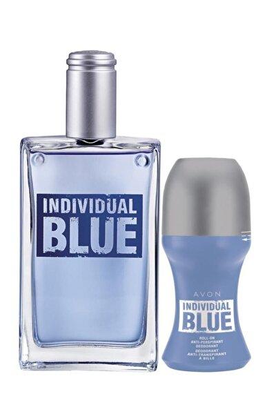 Individual Blue Edt 100 ml Erkek Parfüm + Individual Blue 50 ml Erkek Rollon 5050000000567