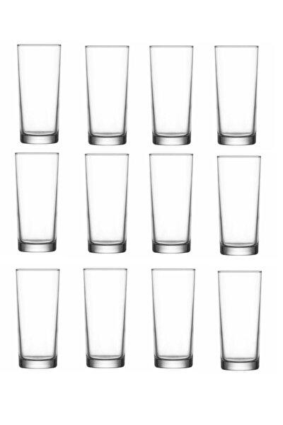 Ince Taban Limonata Bardak - 12 Li Rakı Bardağı
