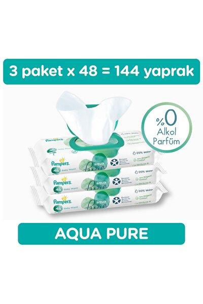 Aqua Pure Islak Havlu -144 Yaprak