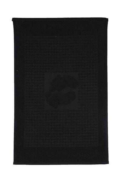 Ayak Havlusu Siyah 50x70 cm