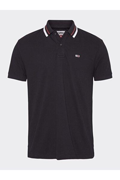 Erkek Klasik Tıpped Stretch Polo Yaka T-Shirt DM0DM07195