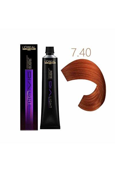 Dia Light 7.40 Saç Boyası 50 ml