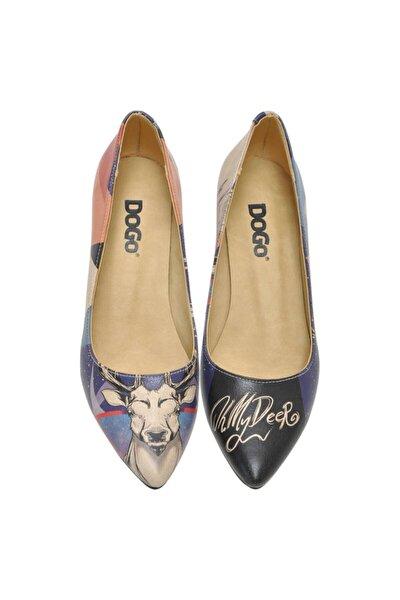 Oh My Deer Kadın Topuklu Ayakkabı