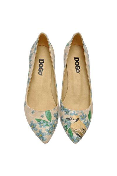 Nature Kadın Topuklu Ayakkabı