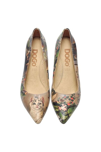 Bee N Cat Kadın Topuklu Ayakkabı