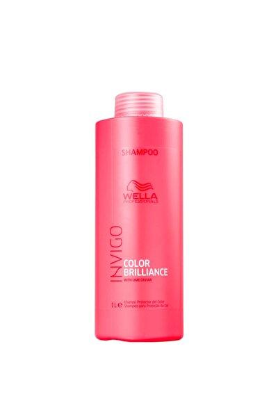 Invigo Color Brilliance 1000 ml Şampuan Boyalı Saçlara Özel