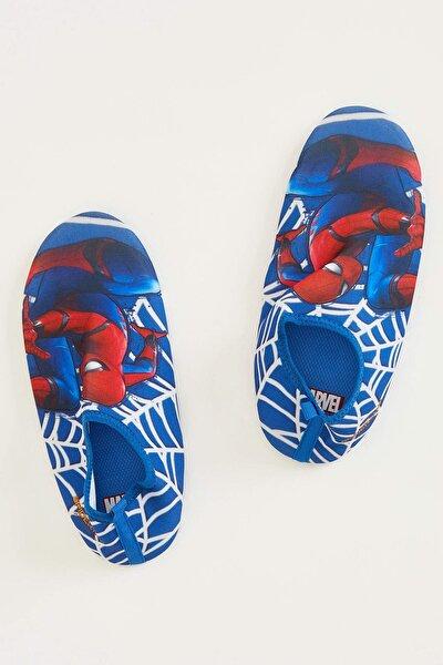 Spider Man Lisanslı Slip On Ayakkabı