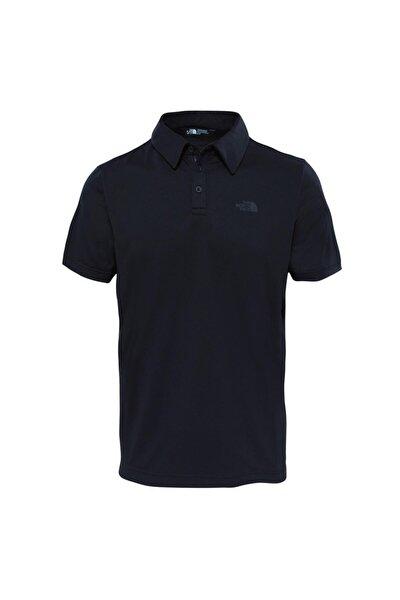 Tanken Polo Erkek T-Shirt Siyah