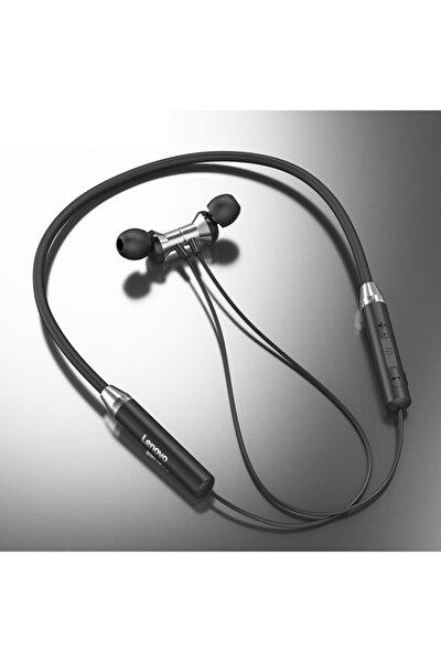 HE05 Bluetooth 5.0 Chip Kulaklik Kablosuz Stereo Spor Manyetik Kulaklik Su Geçirmez Kulaklik