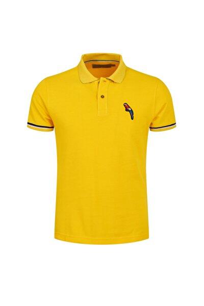 Erkek Casual Polo Tshirt - Freesia