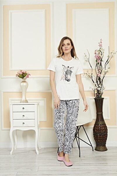Zebra Pijama Takımı