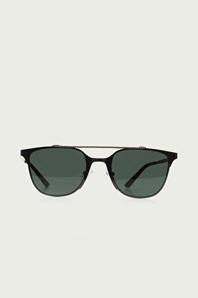 Exl8032 Polarize Yeşil Camlı Güneş Gözlüğü