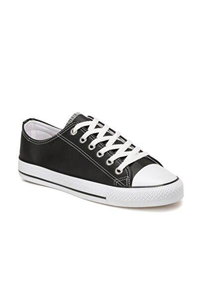 EC-2001 Siyah Erkek Kalın Tabanlı Sneaker 100668678