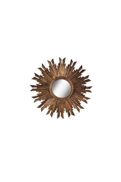 Antik Altın Ayna