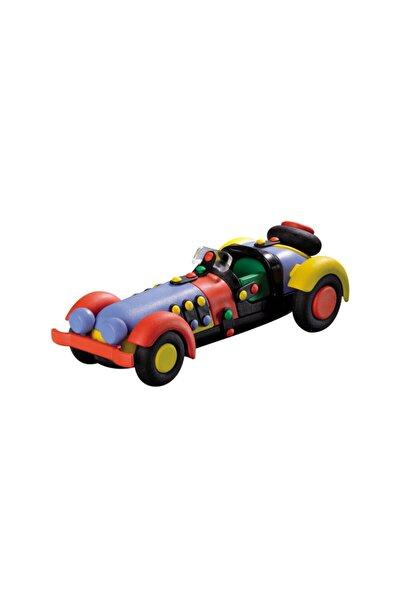 Spor Araba 3d Yapboz Oyuncak
