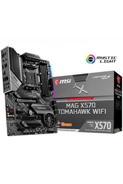 Mag X570 Tomahawk Wıfı Ddr4 M.2 S+v+gl Am4