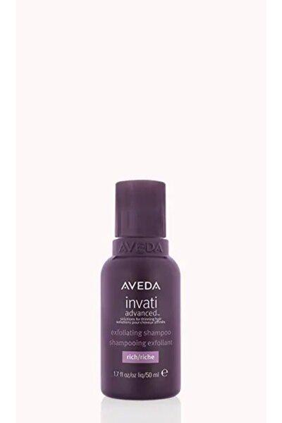 Invati Advanced Saç Dökülmesine Karşı Şampuan: Zengin Doku 50ml 018084016817