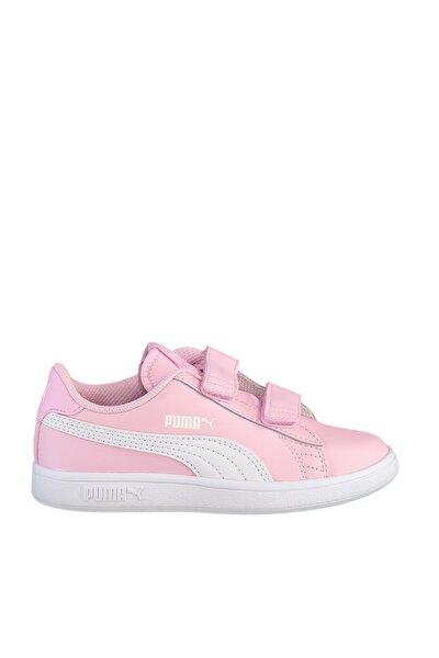 Puma Smash v2 L V PS Pale Pink-Puma Whit