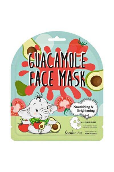 Guacamole Yüz Maskesi