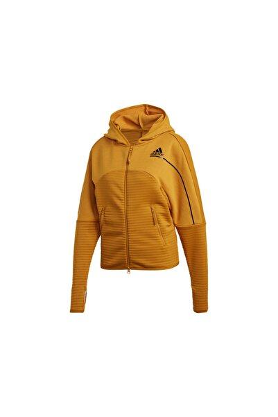 W ZNE A H C.RDY Sarı Kadın Sweatshirt 101118005