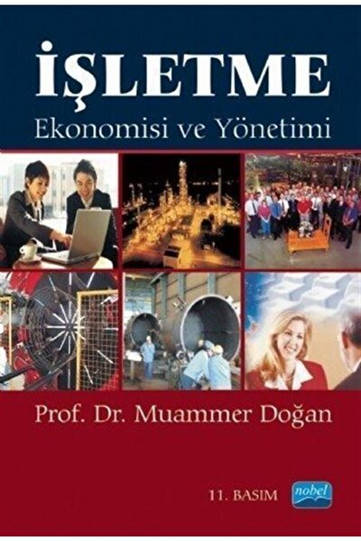 Işletme Ekonomisi Ve Yönetimi