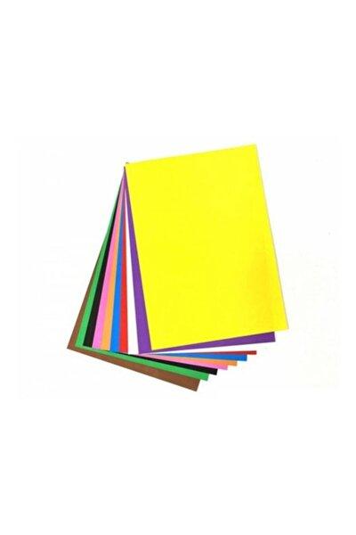 A4 Elişi Kağıdı Poşetli 10 Renk San304
